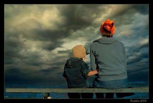 mamma un dēls